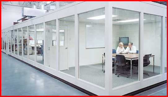 Modular Offices & Buildings