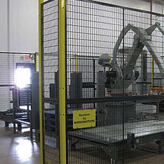 Wire Partitioners, Cages & Folding Gates