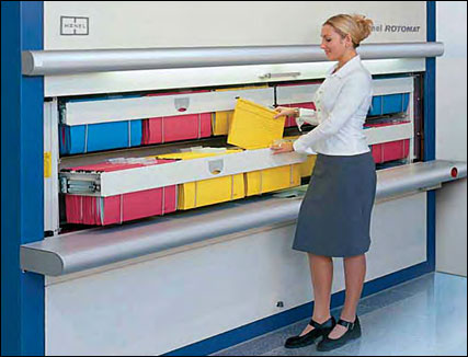 automated filing systems